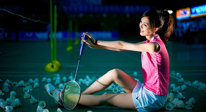 badminton-girl